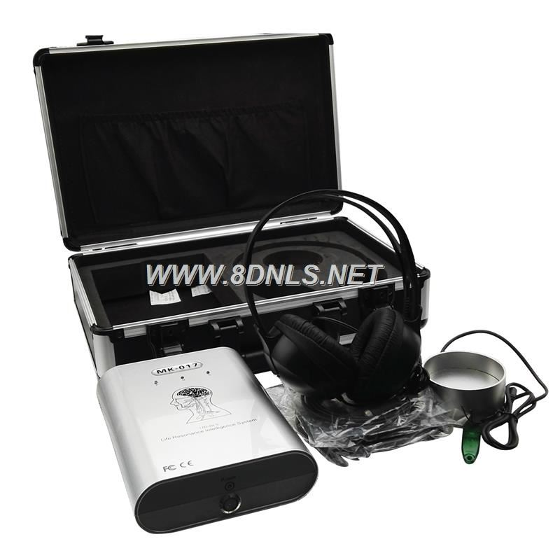 8d nls health analyzer 2