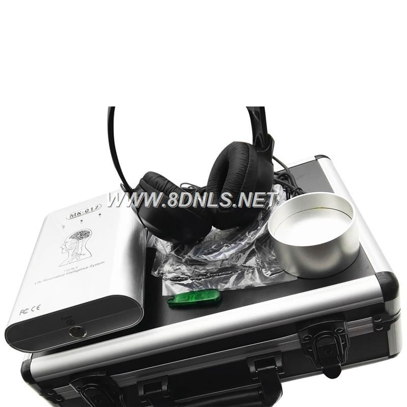 8d nls health analyzer 4