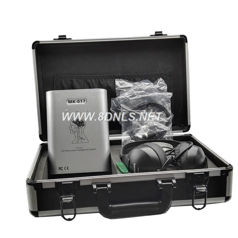 8d nls full body health analyzer for clinic use