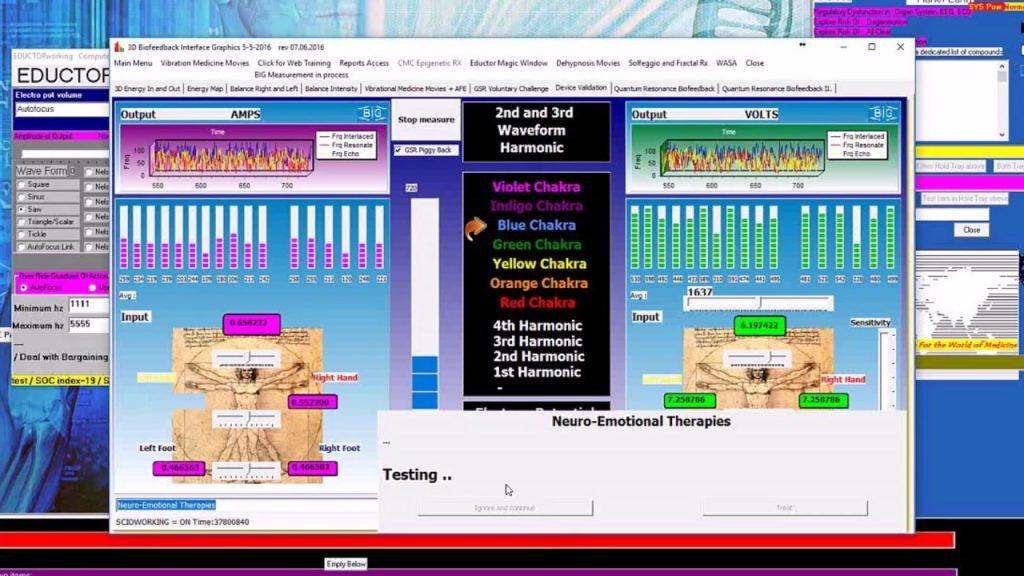 biofeedback software