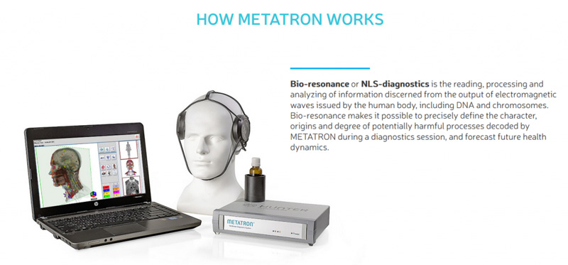 Why We Use 8d-lris bioresonance scanner what price 8d NLS