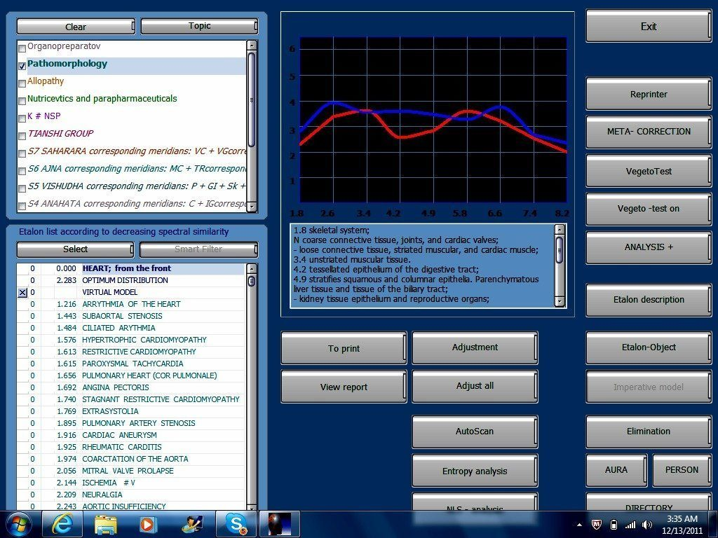 8d nls health analyzer manual 1