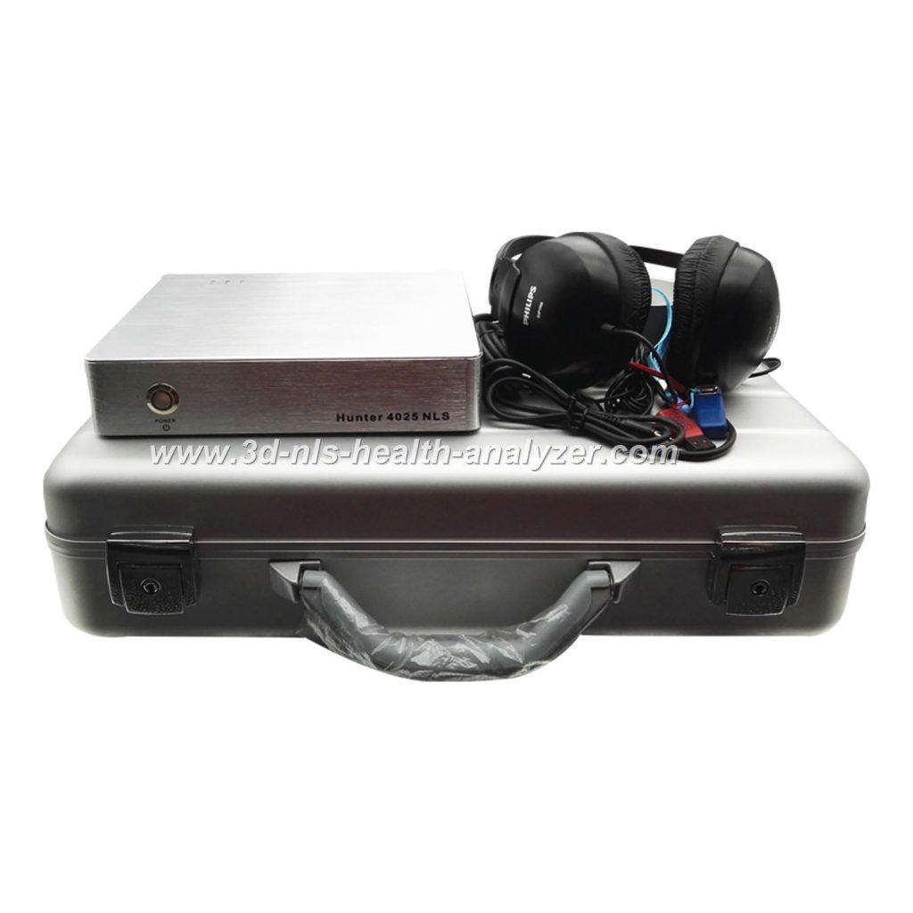 8d lris nls quantum health analyzer machine bioresonance body scanner