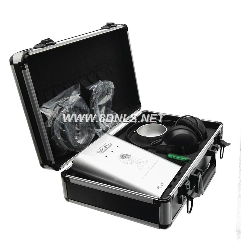 8d nls health analyzer what it and how 8d nls health analyzer work?
